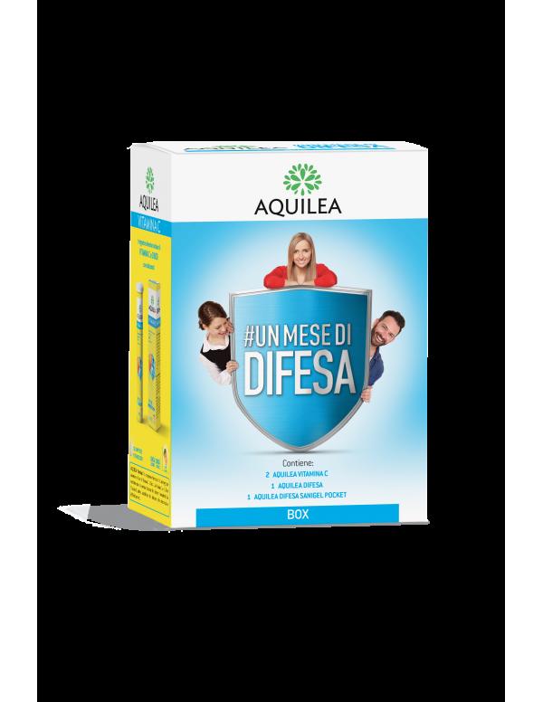 AQUILEA BOX UN MESE DI DIFESA
