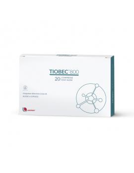 TIOBEC FAST SLOW 800 20CPR 32G