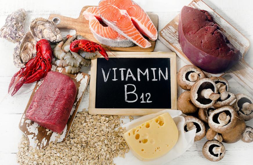 I danni da carenza di vitamina B12