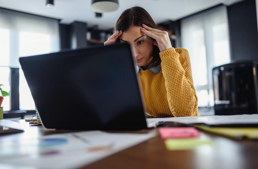 Gli effetti dello stress sull'organismo