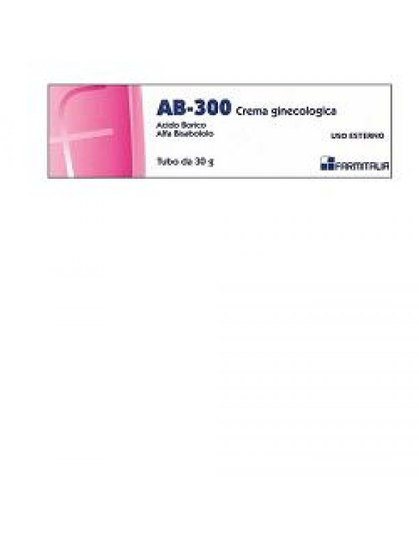 AB 300-CREMA VAG 30 GR