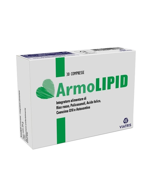 ARMOLIPID 30CPR MEDIF