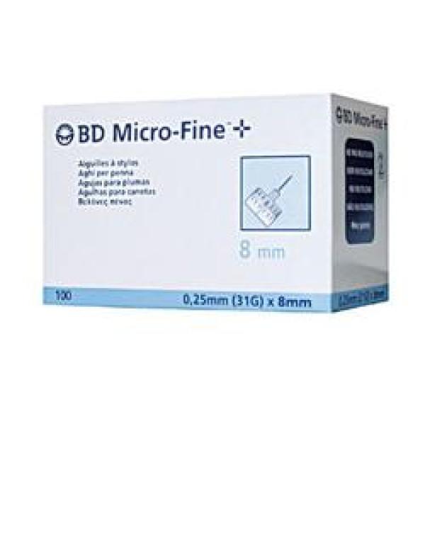 AGO BD MICROF G31 8MM 100PZ BBF