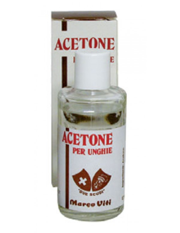 ACETONE-DUE SCUDI MVI 50ML