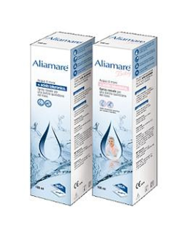 ALIAMARE BABY SPRAY 100ML