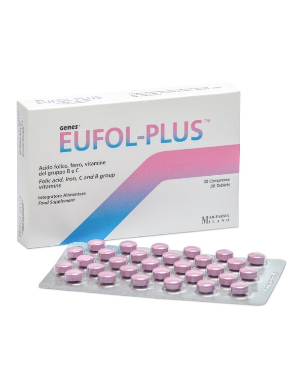 EUFOL PLUS 30CPR