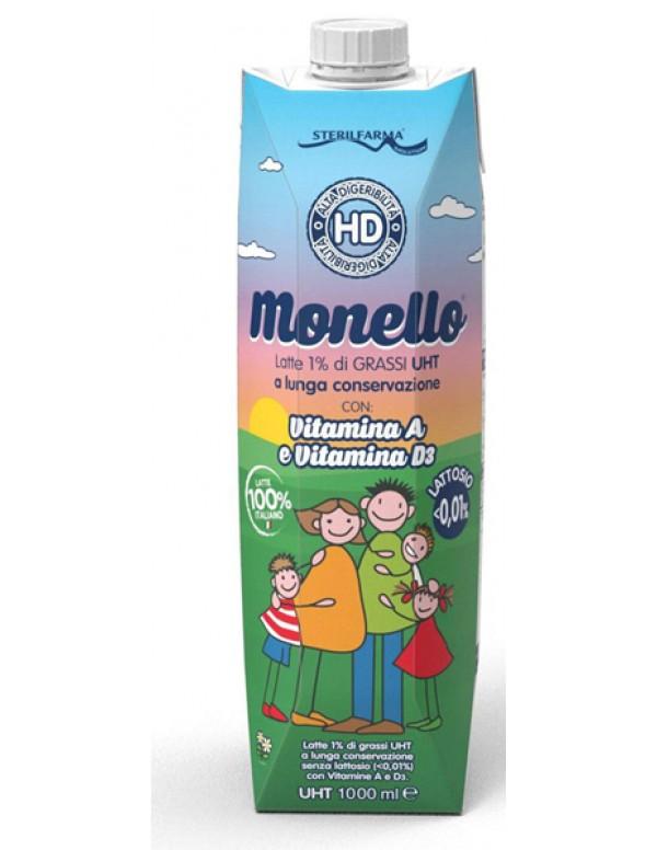 MONELLO HD LATTE DIGER/A 1LT