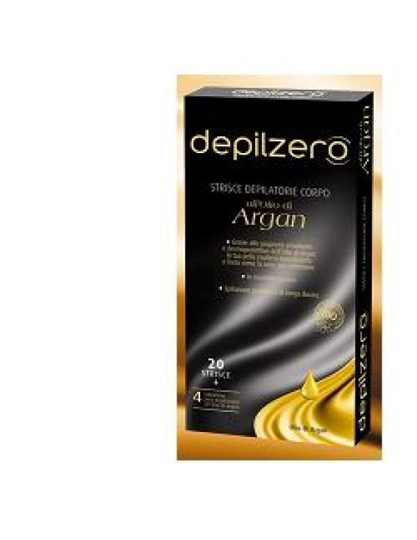 DEPILZERO ARGAN STR CRP 20PZ
