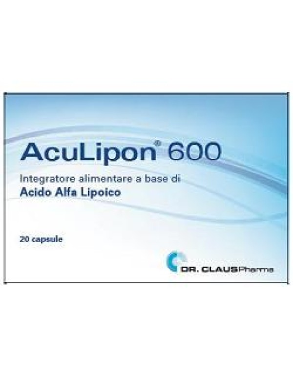 ACULIPON 600 20CPS