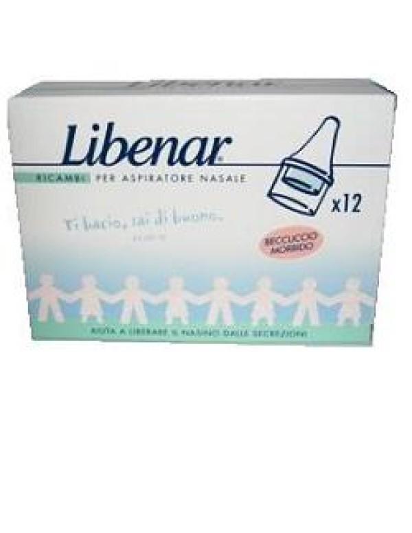 LIBENAR ASPIRATORE NAS FILT 12PZ