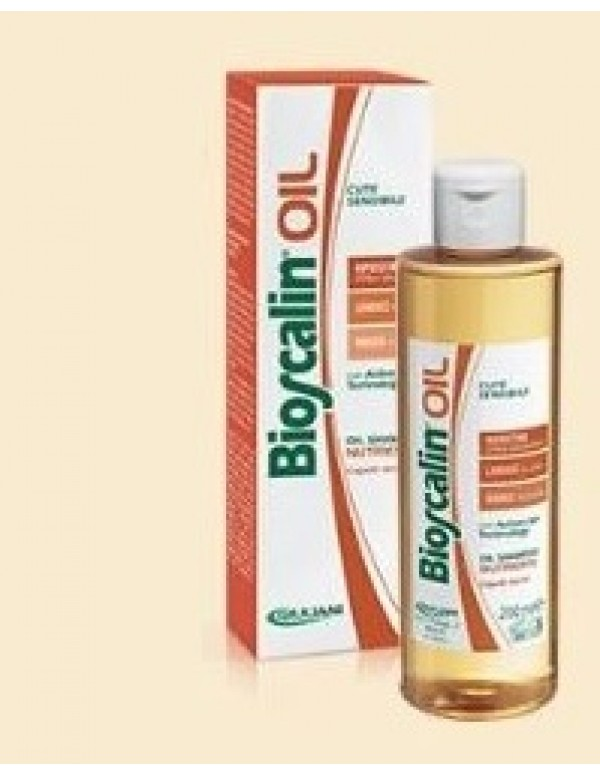 BIOSCALIN SH OIL NUTRIENTE 200ML