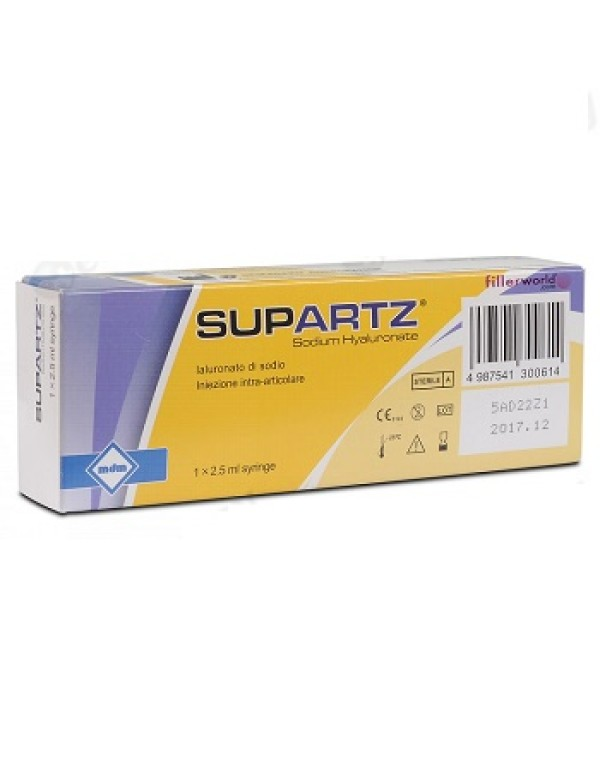 SUPARTZ-SIR INTRA-ART 2,5ML 1P<<