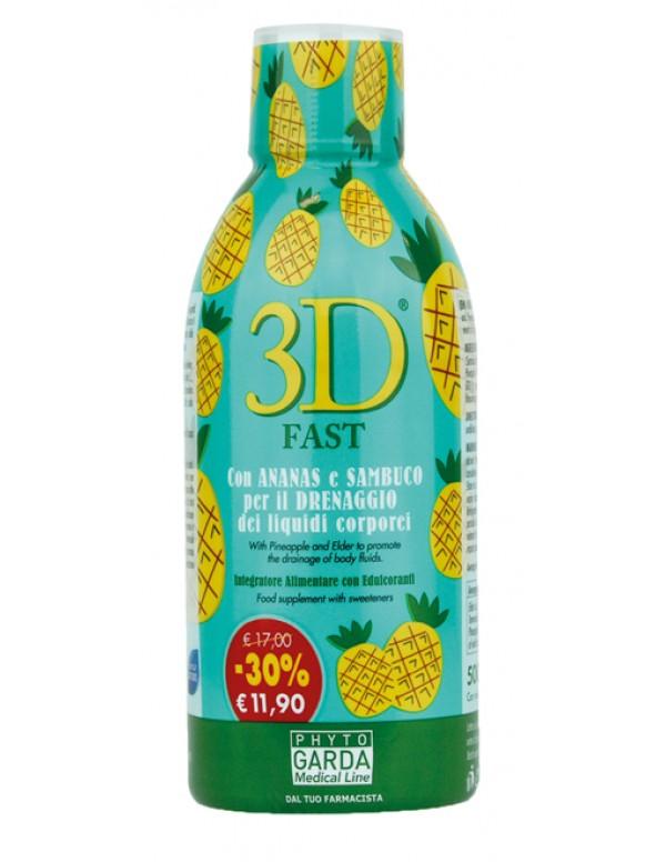 3D FAST 500ML PHYTO GARDA