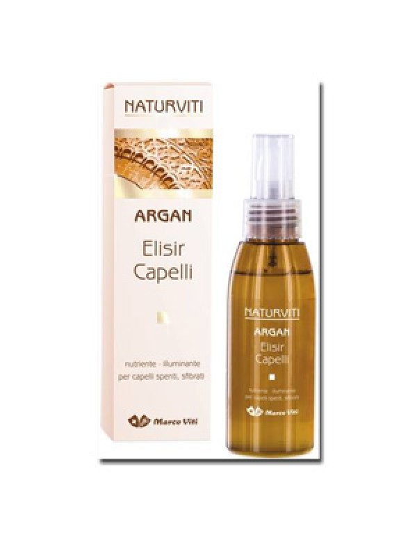 ARGAN ELISIR CAPELLI 75ML VITI