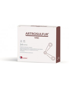 ARTROSULFUR VISC 14BUST