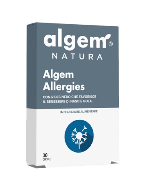 ALGEM ALLERGIES 30CPS