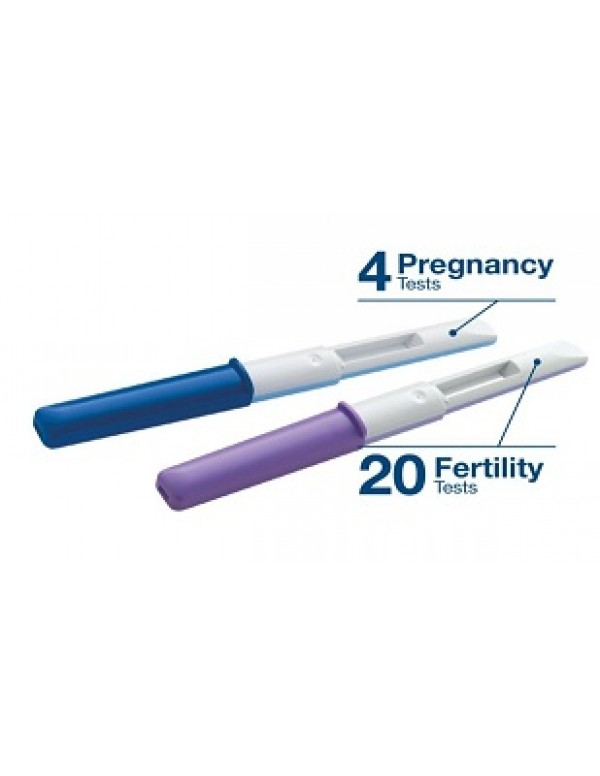 CLEARBLUE FERTILI STICK 20+4