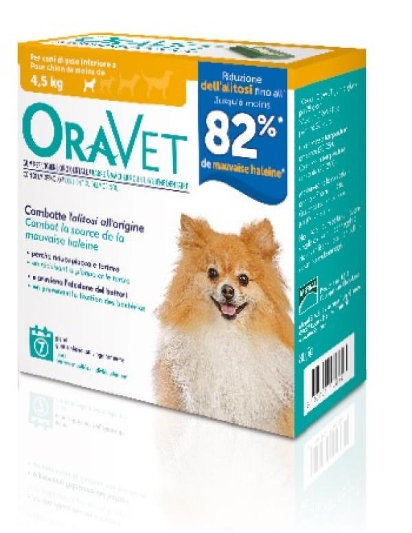 ORAVET CHEW DOG XS 7PZ