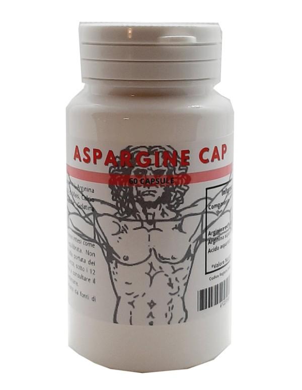 ASPARGINE-CAP 60CPS