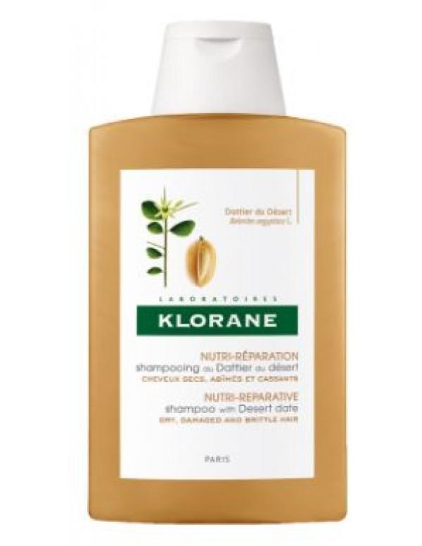 KLORANE SH DAT/DES SEC/DANN400ML