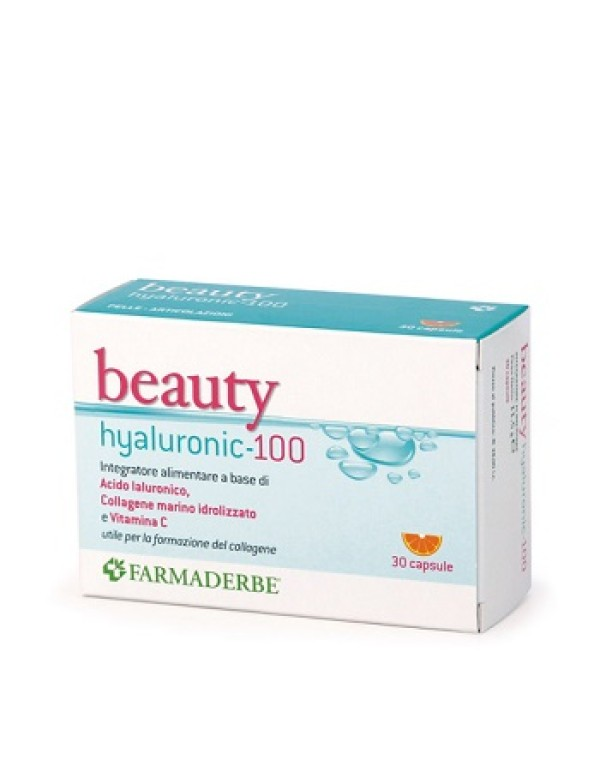 BEAUTY HYALURON 100 3X10CPS FD