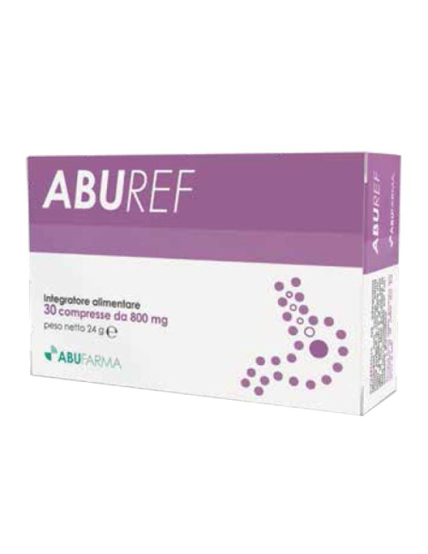 ABUREF 900MG 30CPR