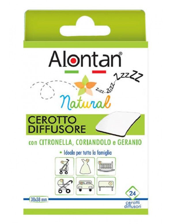ALONTAN NATURAL CEROTTO A/ZANZ