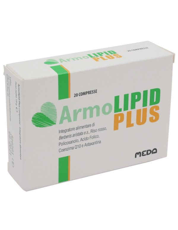 ARMOLIPID PLUS 20CPR GMM