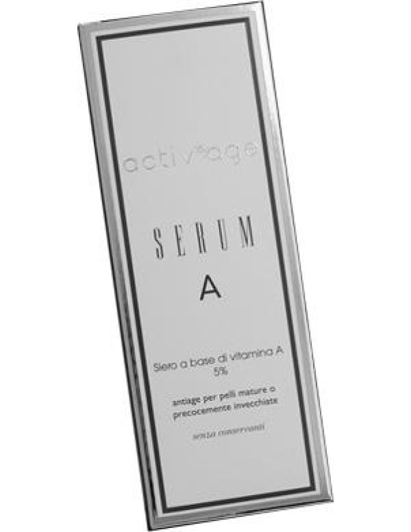 ACTIVAGE SERUM A VISO 30ML