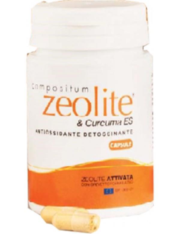 COMPOSITUM ZEOLITE CURCUM80CPS