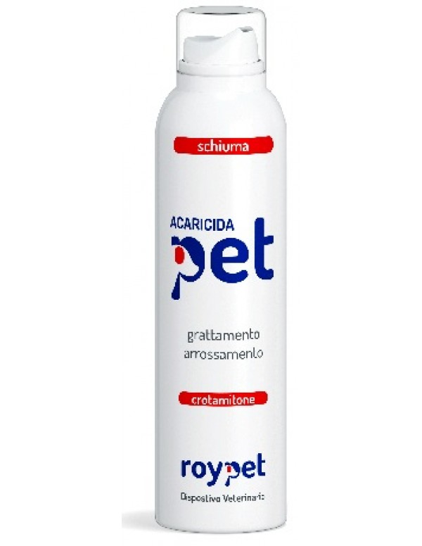 ACARICIDA PET SCHIUMA 150ML