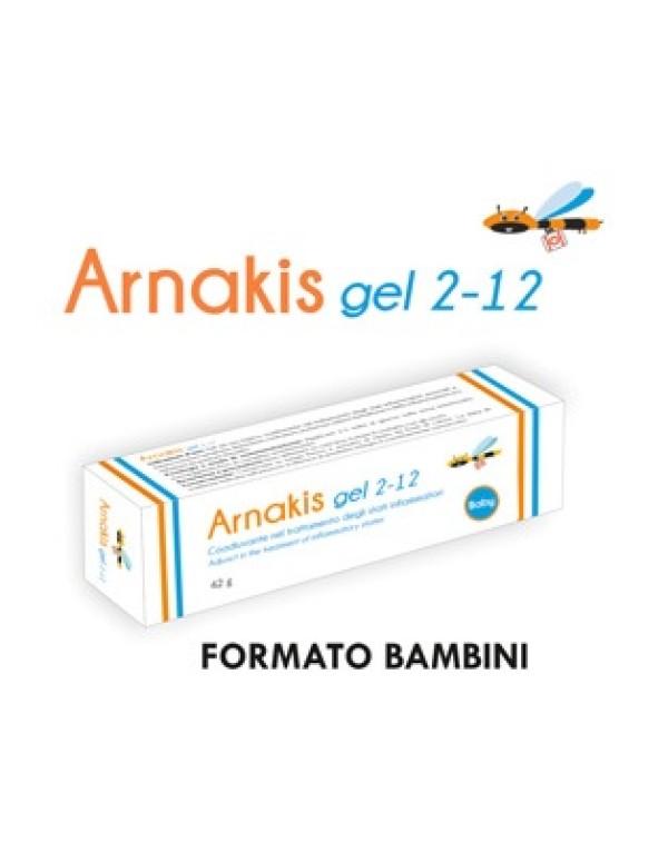 ARNAKIS 2-12 GEL ARNICA MONT