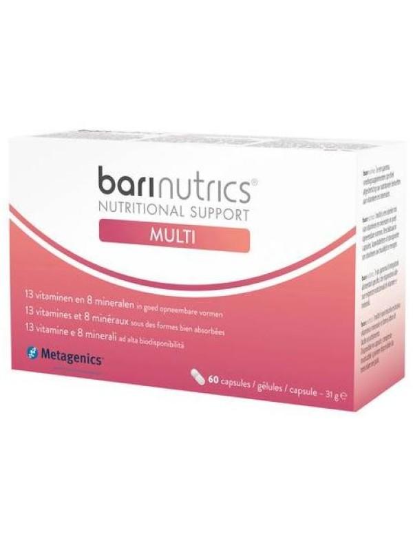 BARINUTRICS MULTI 60CPS