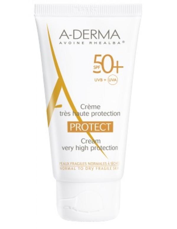 ADERMA A-D PROTECT CREMA 50+