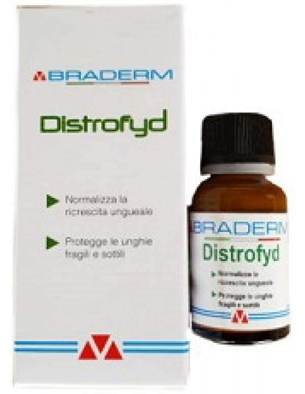 BRADERM DISTROFYD 15ML