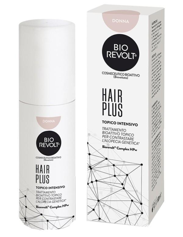 BIOREVOLT RX HAIR PLUS DONNA