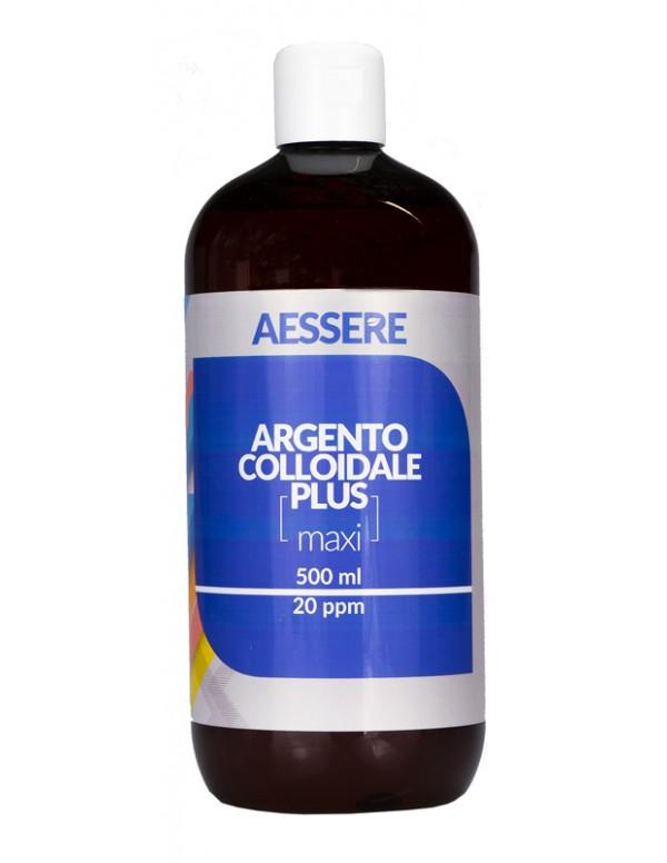 ARGENTO COLLOIDALE PLUS 500ML