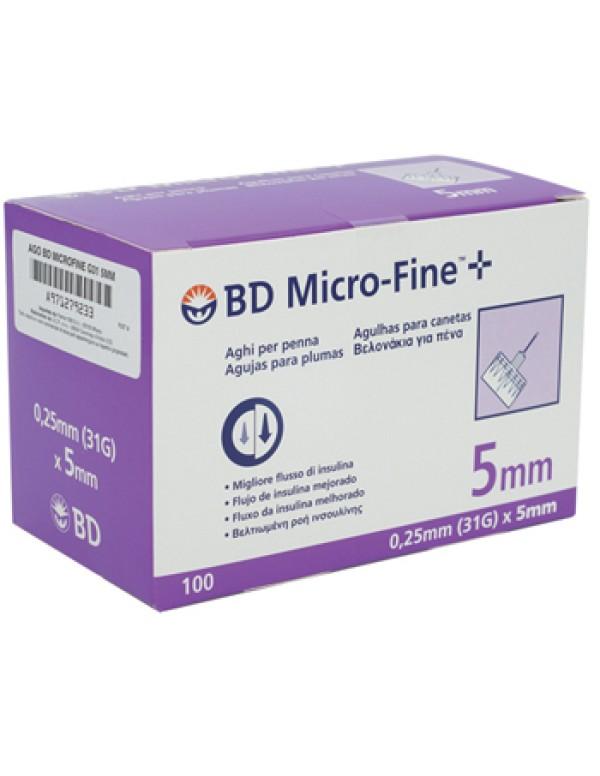 AGO BD MICROF G31 5MM 100P F1000