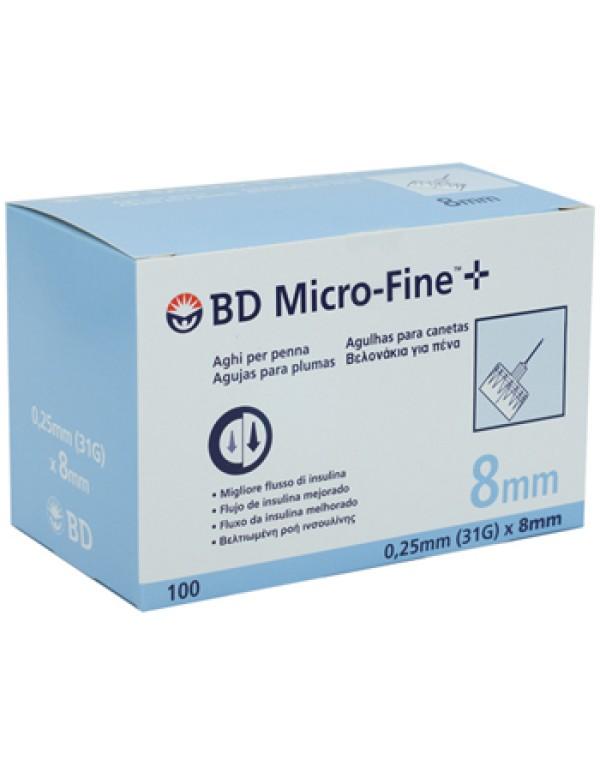 AGO BD MICROF G31 8MM 100P F1000