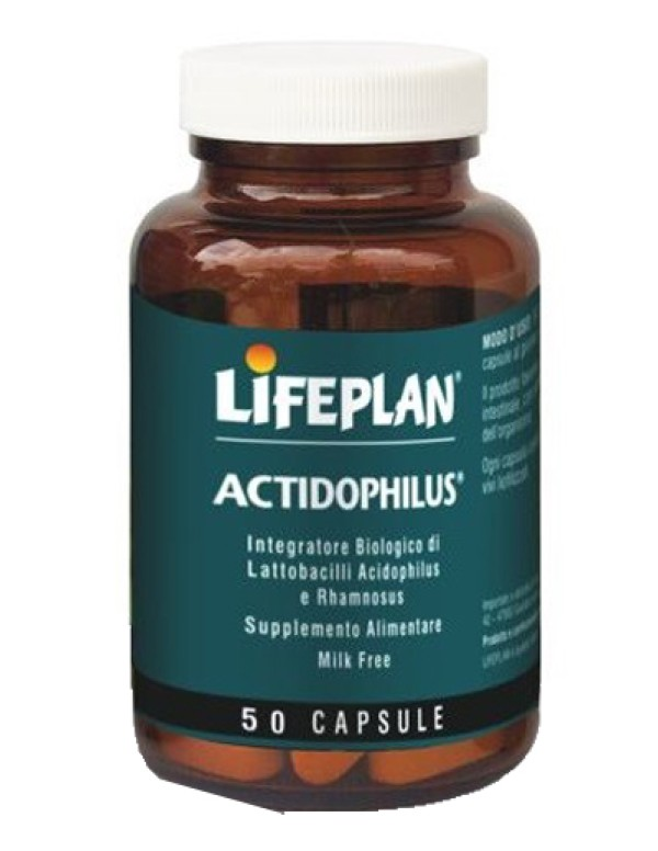ACTIDOPHILUS 30CPS LIFEPLAN